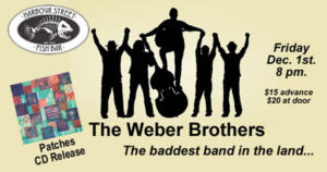 The Weber Brothers @ Harbour Street Fish Bar | Collingwood | Ontario | Canada