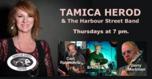 Tamica Herod & The Harbour Street Band @ Harbour Street Fish Bar | Collingwood | Ontario | Canada