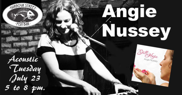 Angie Nussey - Acoustic Tuesday @ Harbour Street Fish Bar   Collingwood   Ontario   Canada
