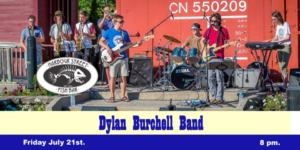 Dylan Burchell Band @ Harbour Street Fish Bar | Collingwood | Ontario | Canada