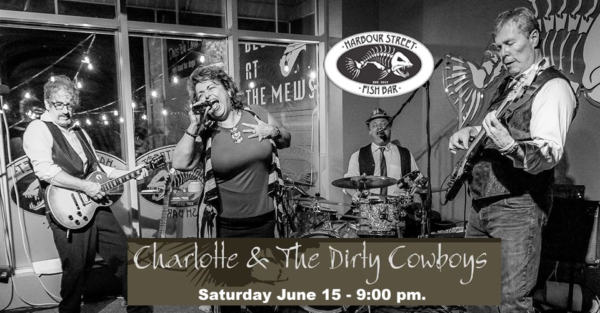 Charlotte & The Dirty Cowboys @ Harbour Street Fish Bar | Collingwood | Ontario | Canada