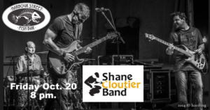 Shane Cloutier Band @ Harbour Street Fish Bar | Collingwood | Ontario | Canada
