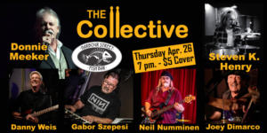 The Collective with Donnie Meeker & Steven K. Henry @ Harbour Street Fish Bar
