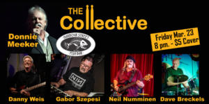 Donnie Meeker with The Collective @ Harbour Street Fish Bar