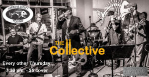 The Collective featuring Donnie Meeker @ Harbour Street Fish Bar
