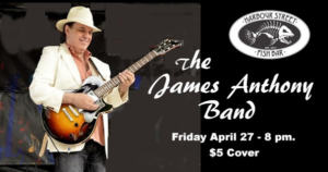 James Anthony Band @ Harbour Street Fish Bar