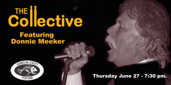 Donnie Meeker & The Collective @ Harbour Street Fish Bar