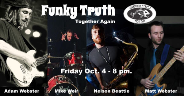 Funky Truth @ Harbour Street Fish Bar